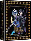 Black Butler Season 3 Limited Edition Blu-ray/DVD