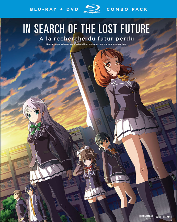 In Search of the Lost Future Blu-ray/DVD 704400059506