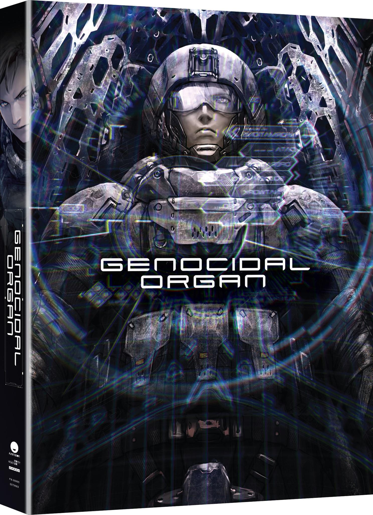 Genocidal Organ DVD