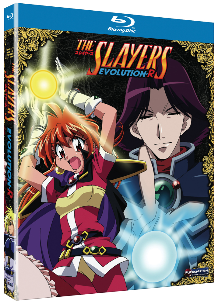 The Slayers Evolution-R (Season 5) Blu-ray 704400059773