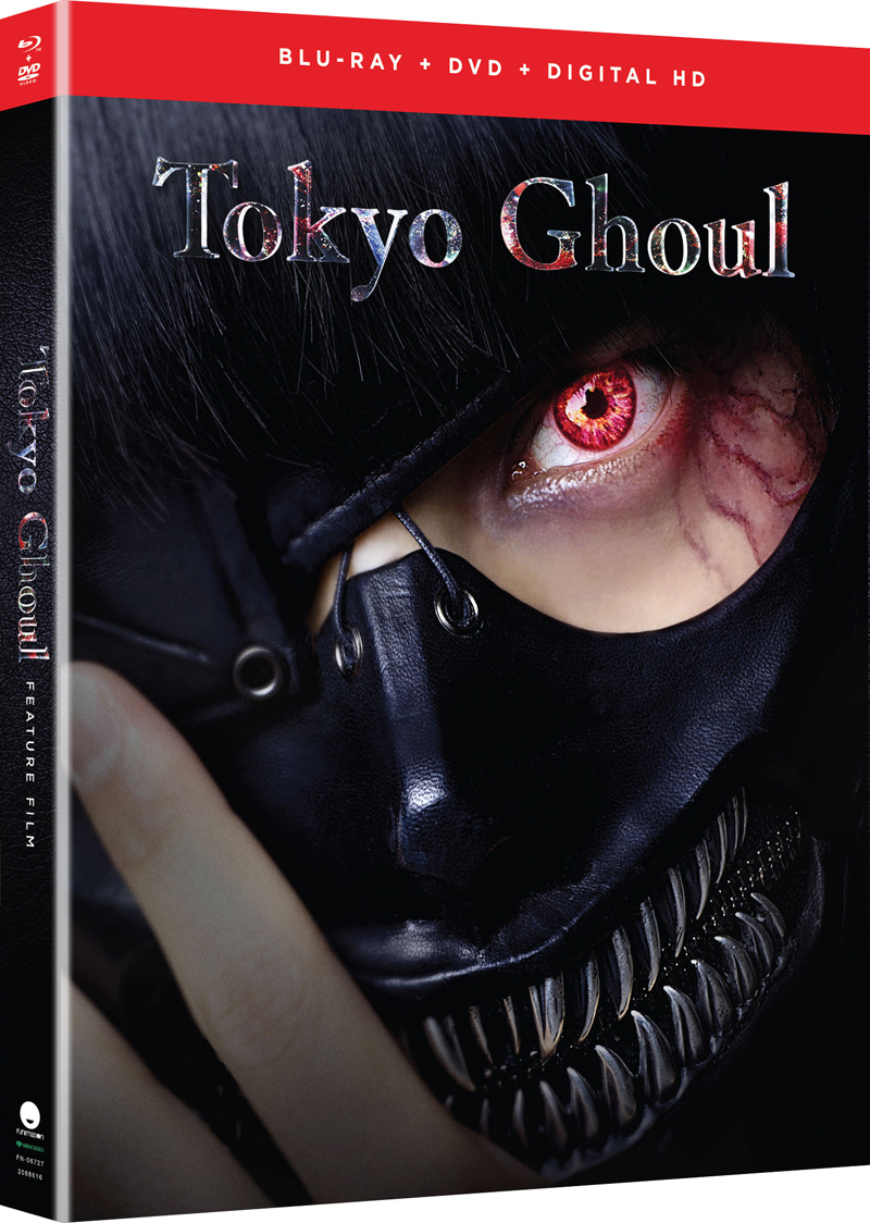 Tokyo Ghoul The Movie Blu-Ray/DVD 704400067273