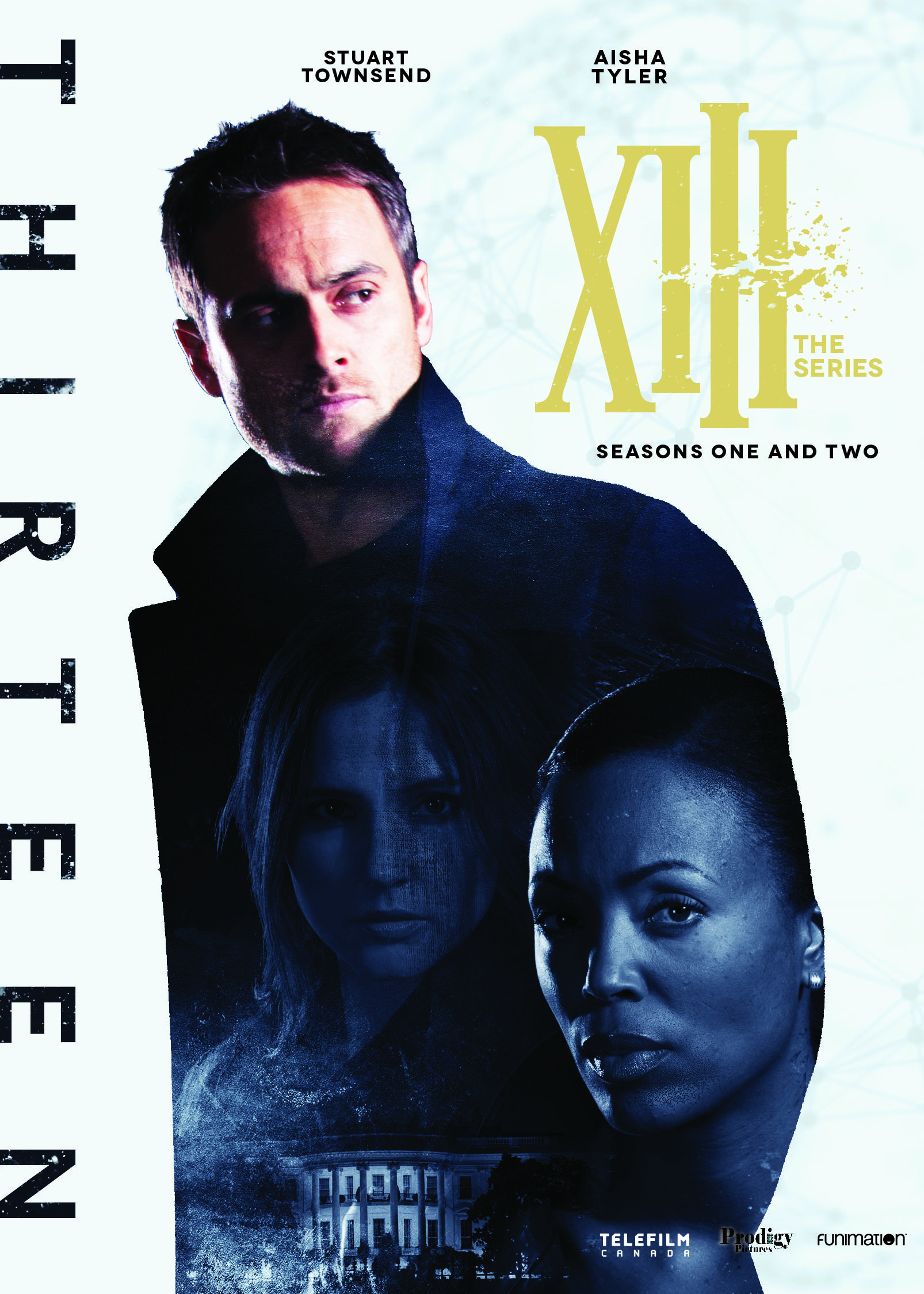 XIII The Complete Series DVD 704400067471