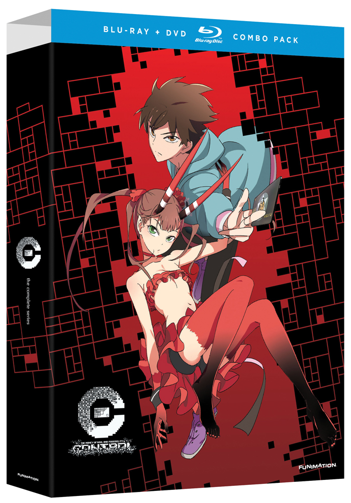 C - Control Money of Soul and Possibility Limited Edition Blu-ray/DVD