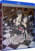 Unbreakable Machine-Doll Essentials Blu-ray