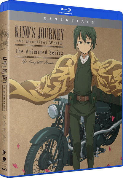 Kino's Journey The Beautiful World Essentials Blu-ray