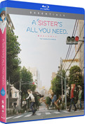 A Sister's All You Need Essentials Blu-ray