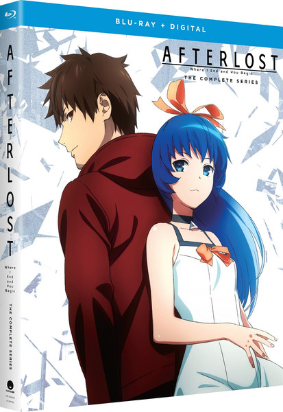 AFTERLOST Blu-ray