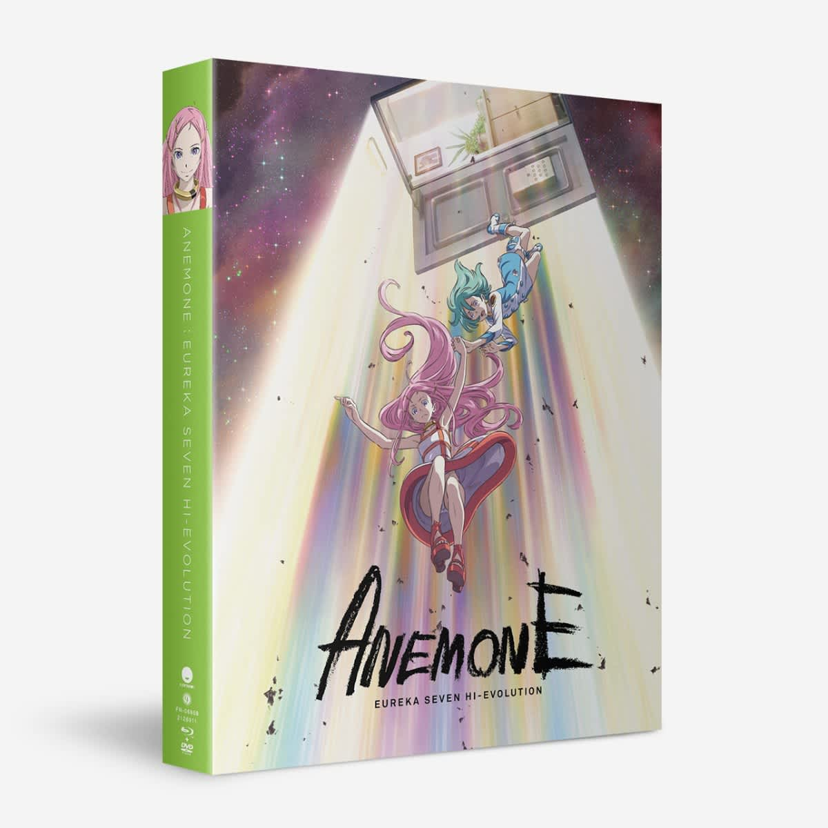 Eureka Seven Hi-Evolution Movie 2: Anemone Blu-ray/DVD