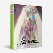 Eureka Seven Hi-Evolution Movie 2: Anemone Blu-ray/DVD