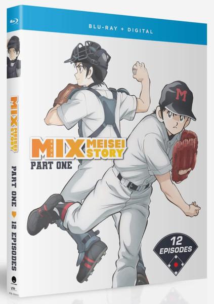 Mix Part 1 Blu-ray