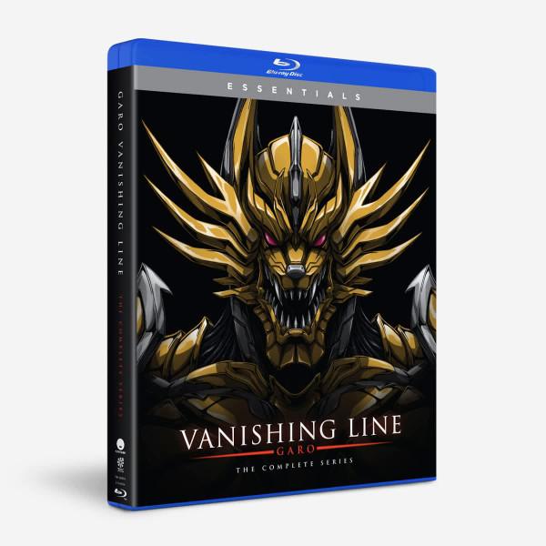 GARO Vanishing Line Season 1 Complete Series Essentials Blu-ray