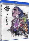 GARO Crimson Moon Complete Series Essentials Blu-ray