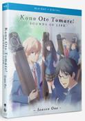 Kono Oto Tomare! Sounds of Life Season 1 Blu-ray