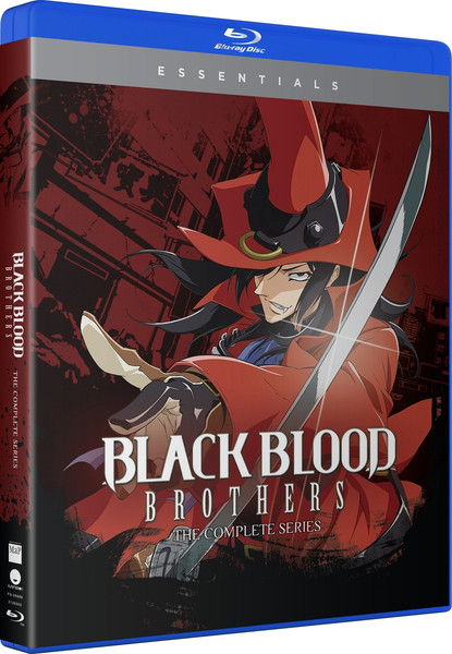 Black Blood Brothers Essentials Blu-ray