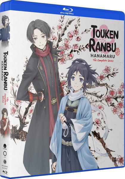 Touken Ranbu Hanamaru Complete Series Blu-ray