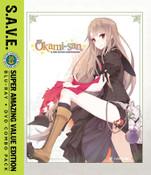 Okami-san and Her Seven Companions Blu-ray/DVD SAVE Edition