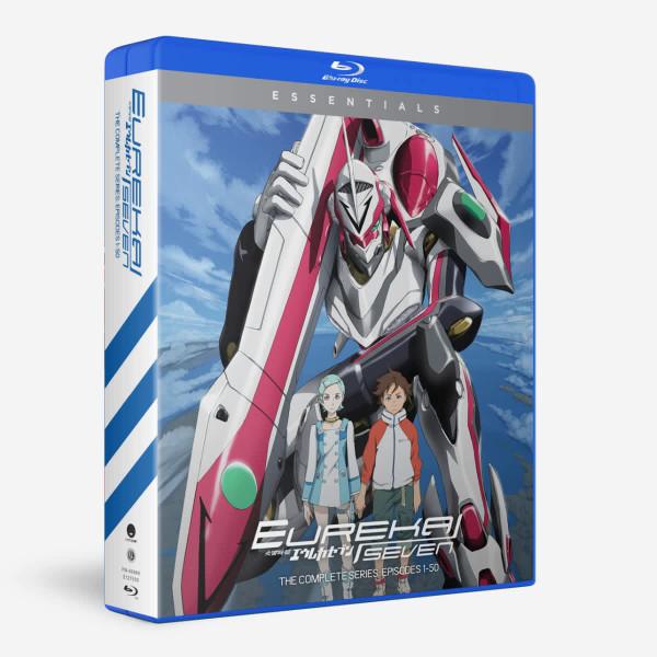 Eureka Seven Complete Series Essentials Blu-ray