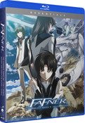 Fafner Complete Series and Movie Essentials Blu-ray