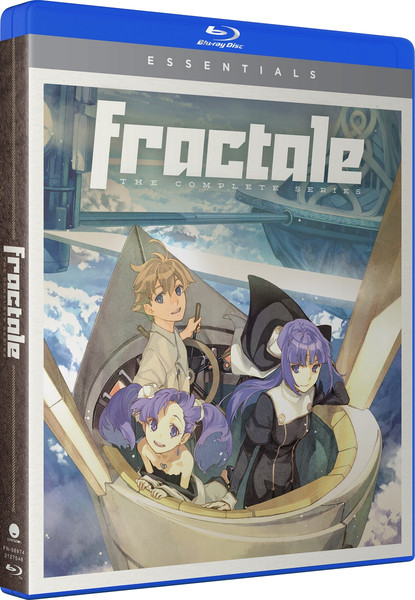 Fractale Essentials Blu-ray