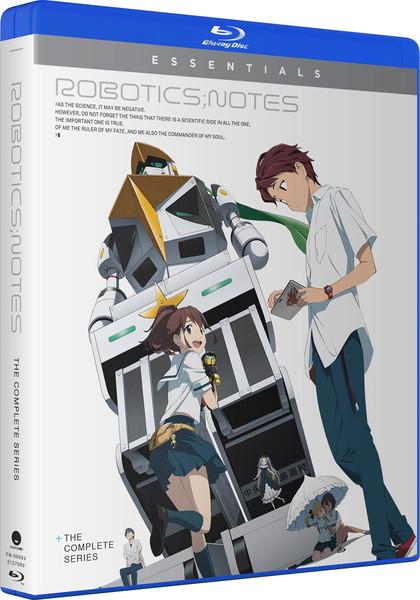 Robotics;Notes Essentials Blu-ray