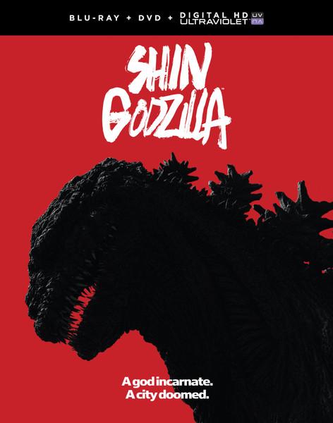 Shin Godzilla Blu-ray/DVD + UV