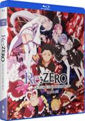 Re:ZERO Starting Life In Another World Season 1 Blu-ray