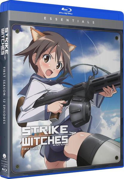 Strike Witches Season 1 Essentials Blu-ray