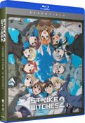 Strike Witches Season 2 Essentials Blu-ray