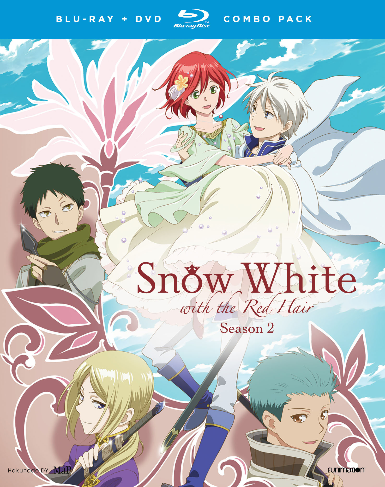snow white with the red hair season 2 blu ray dvd