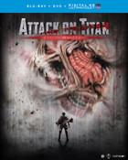 Attack on Titan The Movie Part 1 Blu-ray/DVD + UV