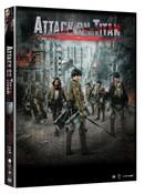 Attack on Titan The Movie Part 2 DVD