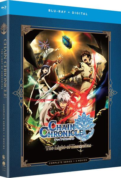 Chain Chronicle The Light of Haecceitas Blu-ray