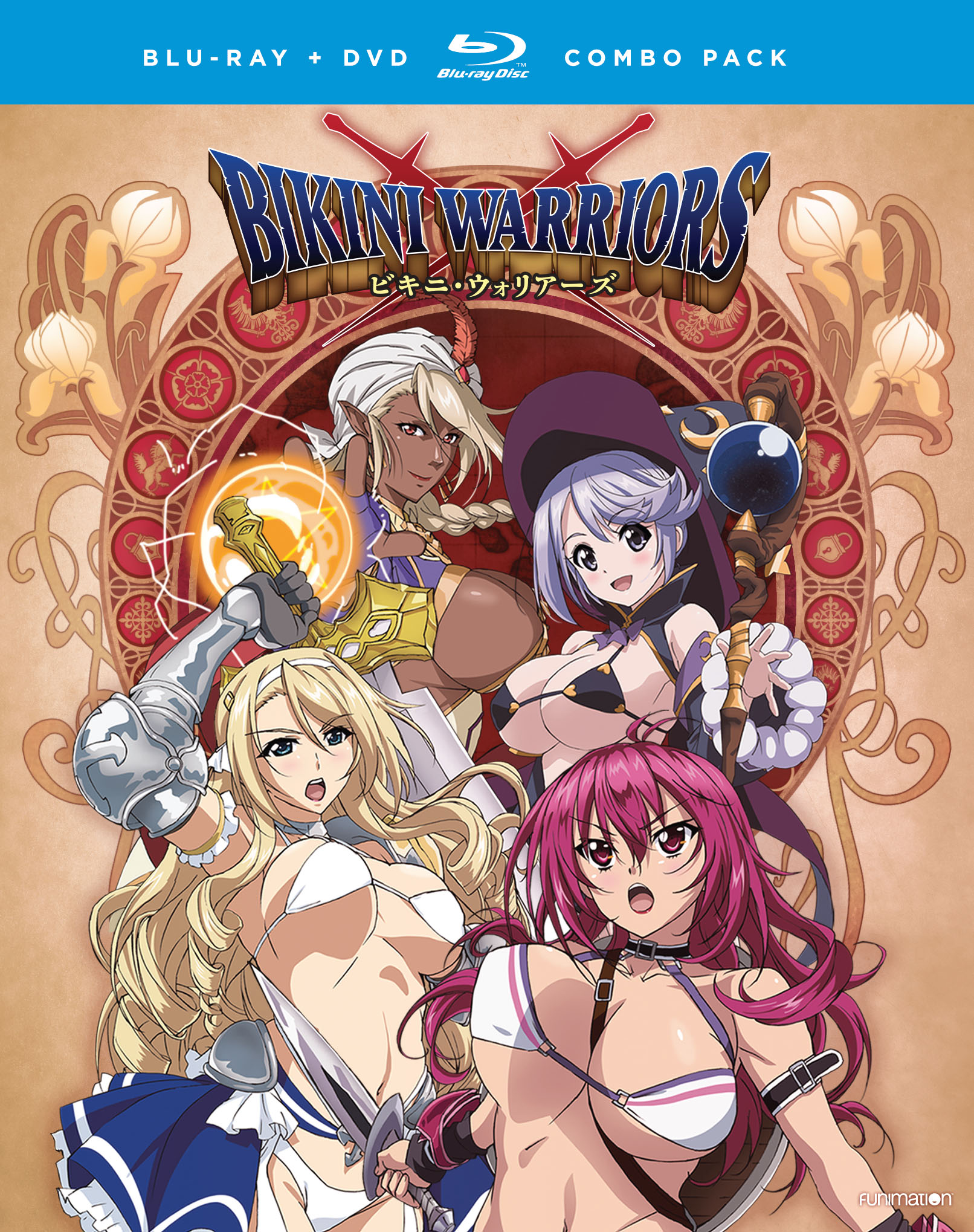 Bikini Warriors Blu-ray/DVD 704400072857