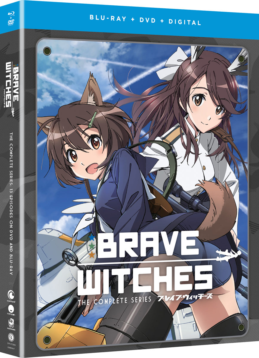 Brave Witches Blu-ray/DVD