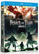 Attack on Titan Season 2 Blu-Ray/DVD