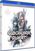 Clockwork Planet Essentials Blu-ray