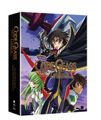 Code Geass Lelouch of the Rebellion Collector's Edition Blu-ray