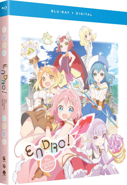 ENDRO! Complete Series Blu-ray