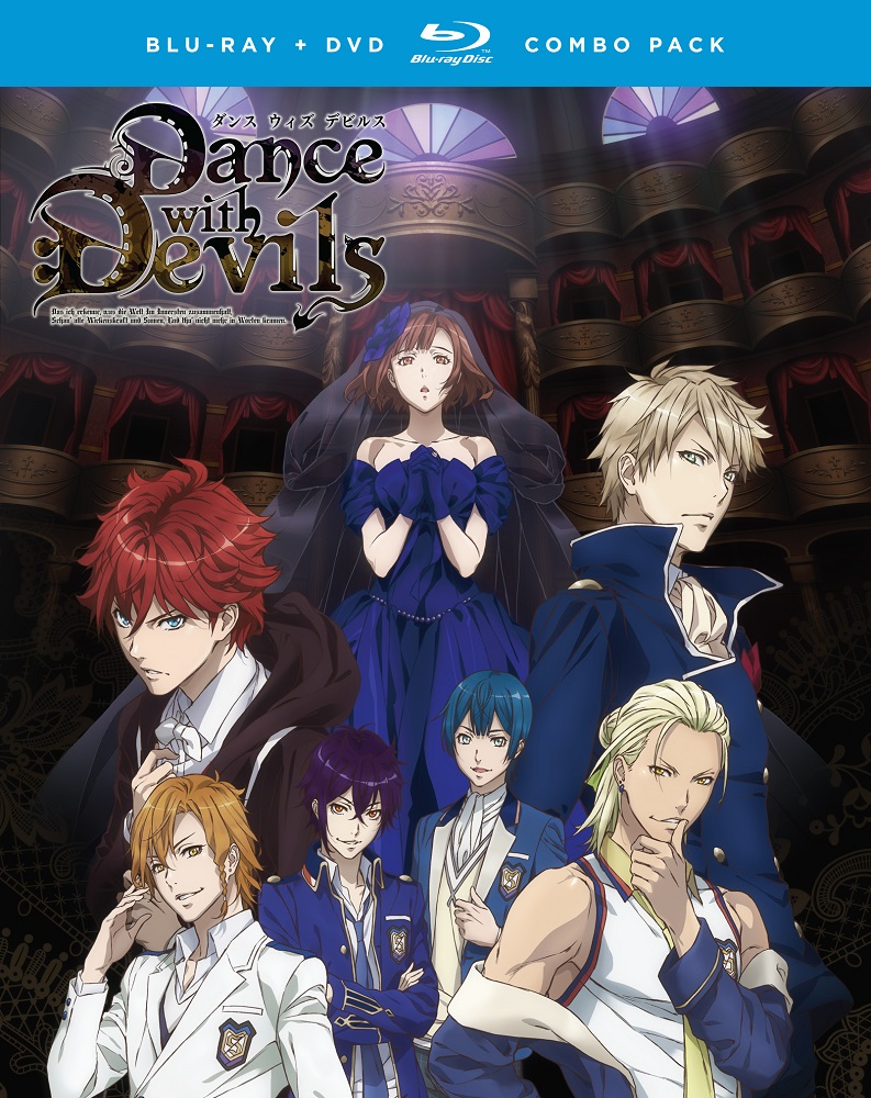 Dance with Devils Blu-ray/DVD 704400073601