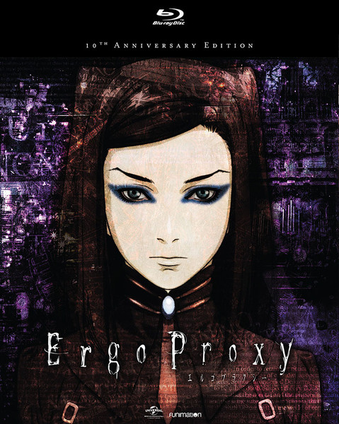 Ergo Proxy Complete Series Blu-ray