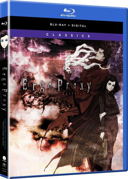 Ergo Proxy Complete Series Classics Blu-ray
