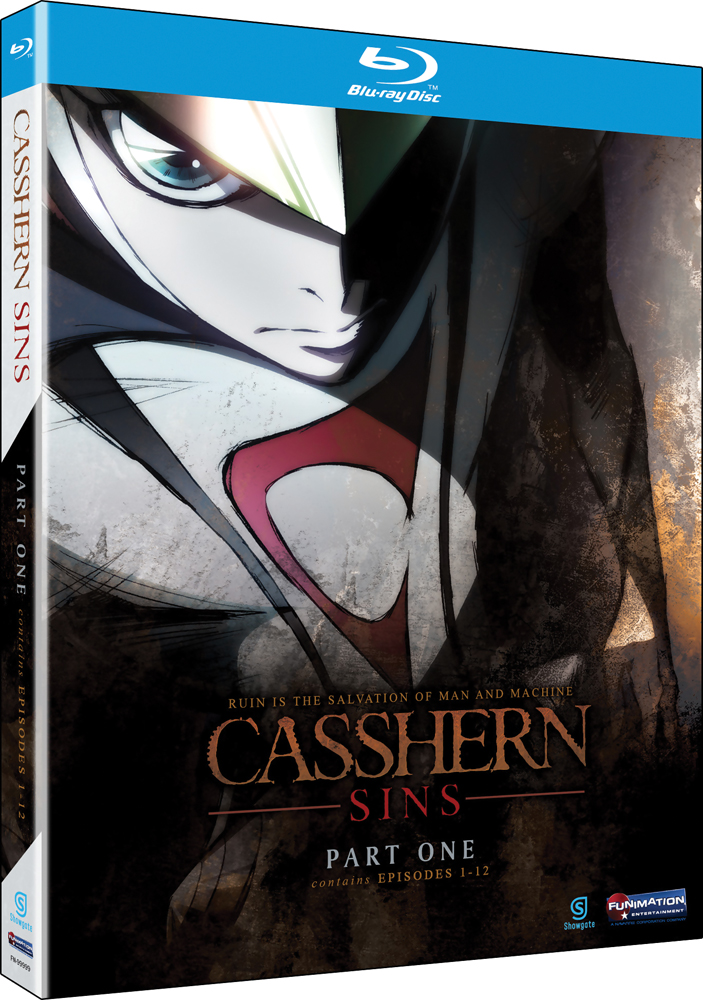 Casshern Sins Part 1 Blu-ray 704400079221