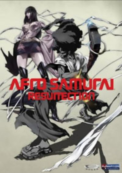 Afro Samurai: Resurrection DVD Edited