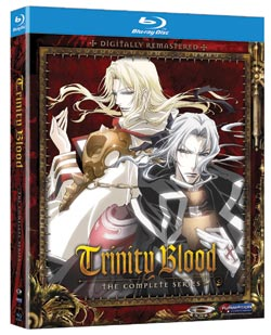 Trinity Blood Complete Series Blu-ray 704400084706