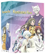 Kamisama Kiss Season 1 Goddess Edition Blu-ray/DVD