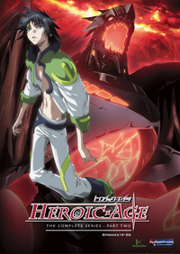 Heroic Age Part 2 DVD 704400086816