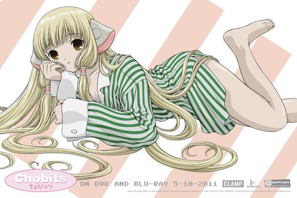 Chobits Complete Series Blu-ray Anime Classics
