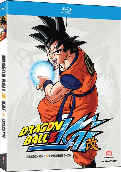 Dragon Ball Z Kai Season 1 Blu-ray