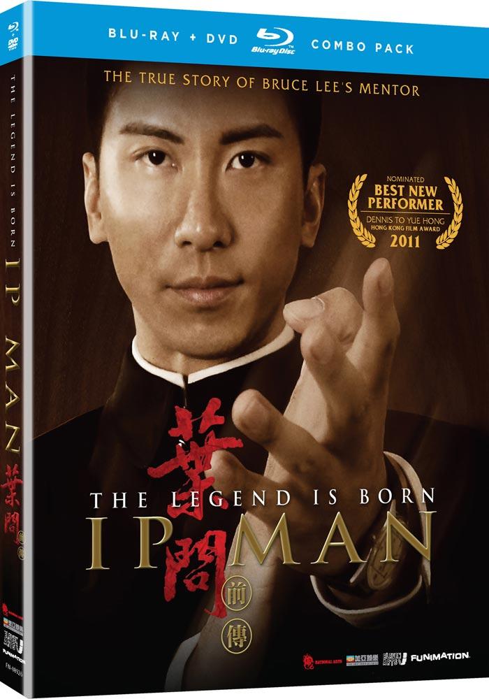 Ip Man The Legend is Born Blu-ray/DVD