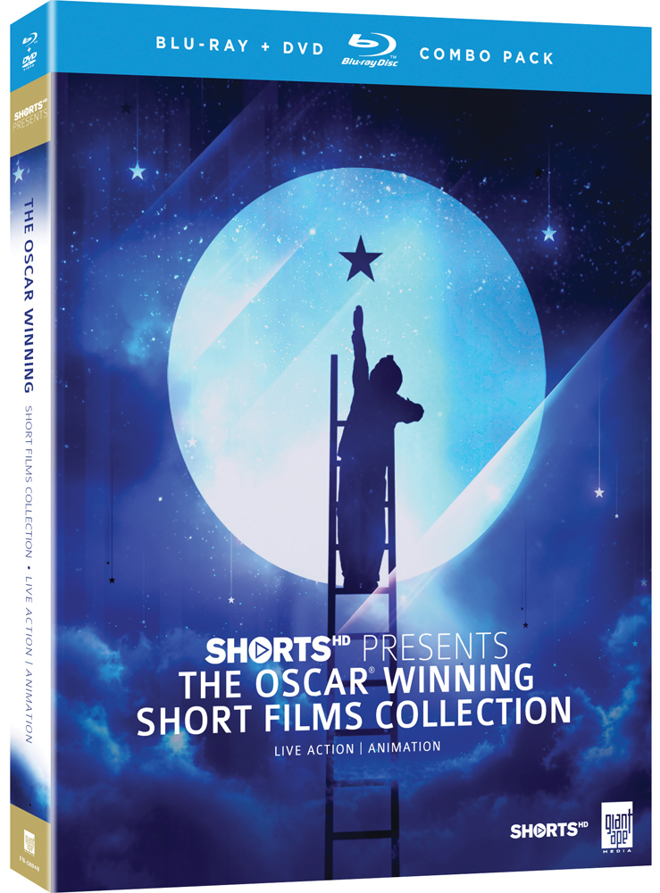 The Oscar Winning Short Films Collection Blu-ray/DVD 704400089480